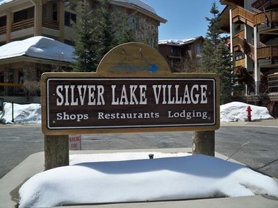 Silver Lake Village, Deer Valley, Utah