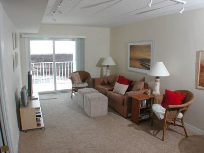 Living area - ocean front views!