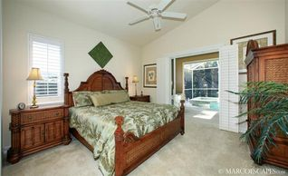Les Falls house photo - Master Suite with Key West King Bed, Pool Access