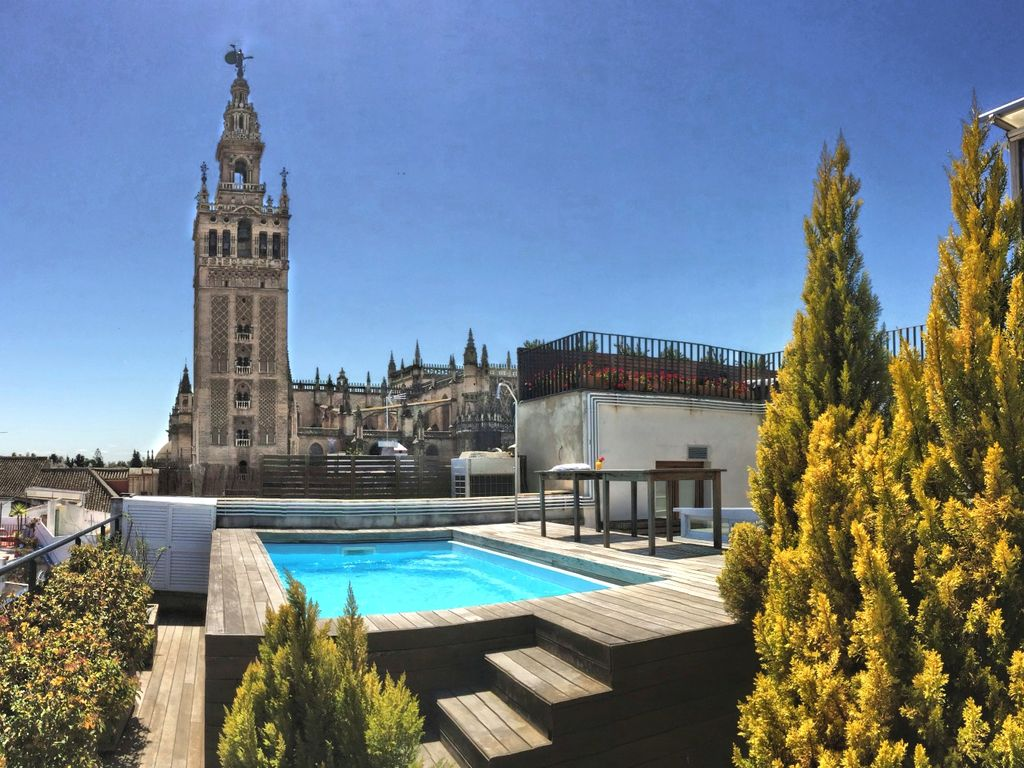 Great and luxury apartment nice well located apartment - Swimming pool seville ...