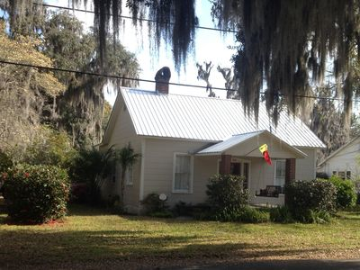 Like New But W\Old Charm Cottage in Town of Darien, Ga