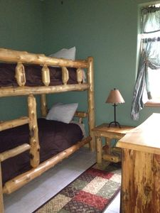 Sleeping in a Log Bunkbed is Magicial!!!