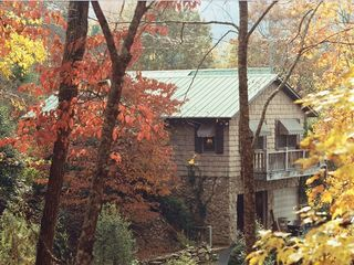 Bryson City cottage photo - Side View