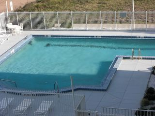 New Smyrna Beach condo photo - Pool with Lap Lane and Hot Tub/Jacuzzi