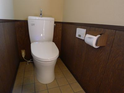 Hi-Tech ECO-friendly toilet