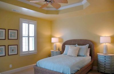 """SouthPointe"" Master Suite #2 w/ Door to Expansive Ocean View Deck"