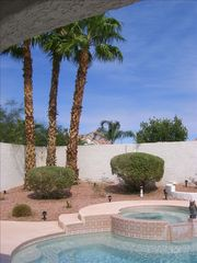 Las Vegas house photo - Your private pool and spa, no one overlooking
