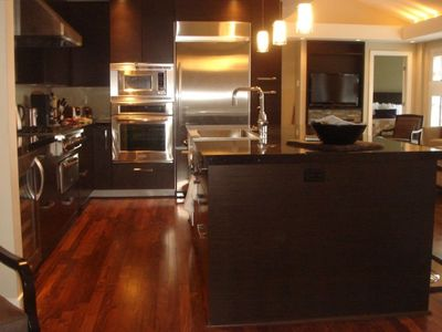 Fully Equipped Modern Kitchen with Gas Stove