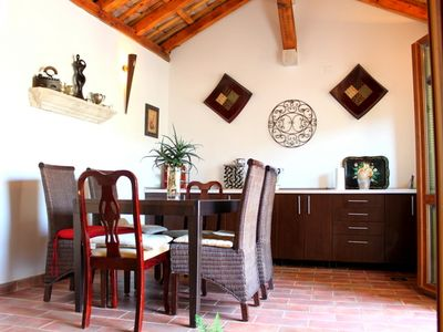 Dubrovnik villa rental - A summer kitchen for preparing and enjoying meals by the pool and terrace.