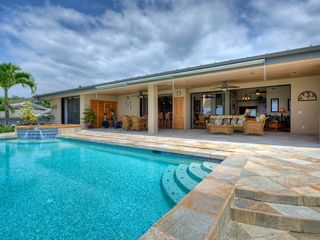 Kailua Kona house photo - Serenity abounds.