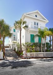 Rosemary Beach house photo - CABANA & MAIN--Street Side