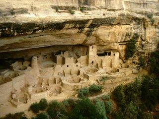 Bluff house photo - Mesa Verde National Park