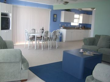 Lighthouse Living Area -- Very Spacious!