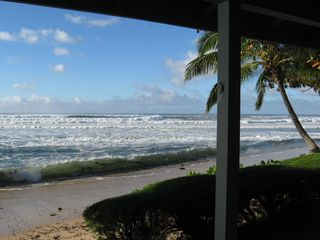 Haleiwa house photo - Winter 2011
