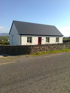 Beautiful day at Far and Away Cottage Dingle.