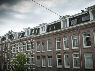 South Amsterdam apartment photo - { View from front side window to the left }