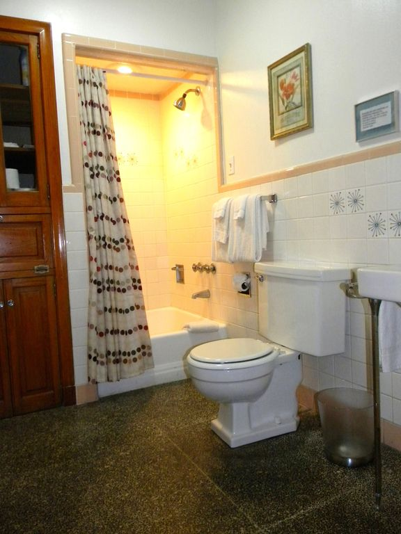Additional Full Bathroom