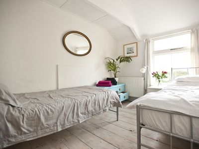 Penzance cottage rental - second bedroom