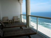20th Floor Skyhome with Incredible Views and Beach Chairs Included!