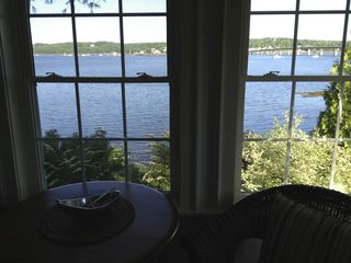 Wiscasset cottage photo - View from Porch, 2012.