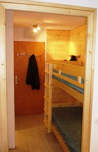 Flat 24 Bunk bedroom