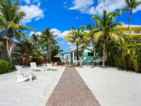 Do Nothing Stay at 'Little Palm' Beach Front 3 Bedroom 2 Bath