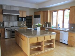 Incline Village house photo - Entertainer's kitchen - a great gathering area!