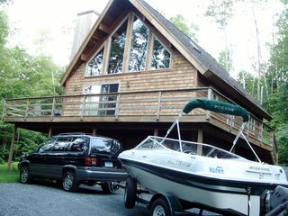 Newbury chalet photo - Vacation House NH