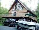 Vacation House NH - Newbury chalet vacation rental photo