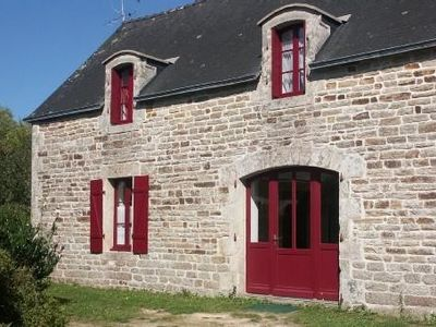 Peaceful house, close to the beach , Beg-meil, Brittany