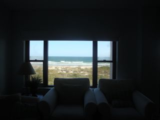 Wrightsville Beach condo photo - Gorgoeus ocean views from the Living Room