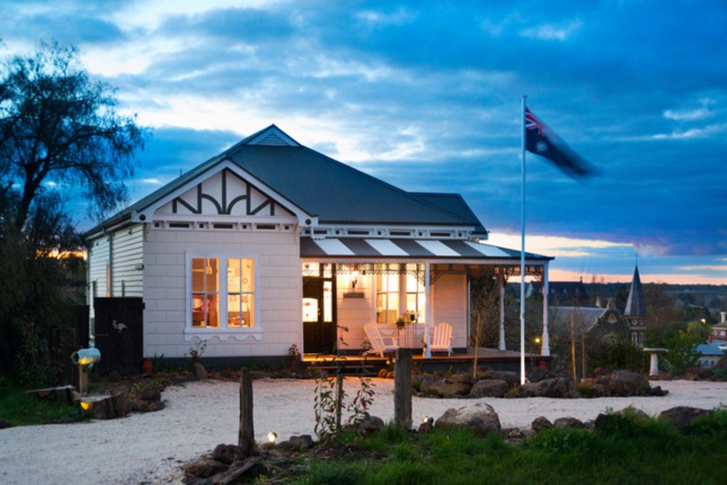 The Lodge at Clunes - Historic Clunes