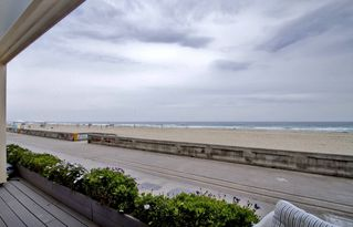 Mission Beach condo photo - Ocean view