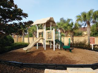 Regal Palms townhome photo - Playground, poolside, for the kids