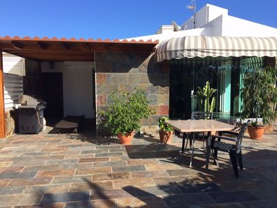 MASPALOMAS - PRIVATE HOUSE WITH SALTWATER - PRIVATE HOUSE - SALT POOL
