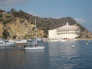 Catalina Island condo photo - Viw of Avalon Bay and the Famous Casino