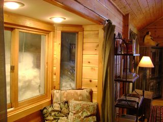 Crested Butte cottage photo - Living room reading nook!