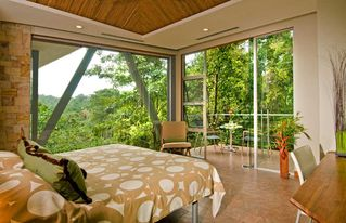 Manuel Antonio villa photo - The Green Room - Incredible Picturesque Views!