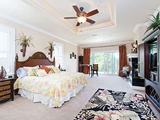 Ormond Beach house photo - Our master bedroom is a page out of Southern Living!