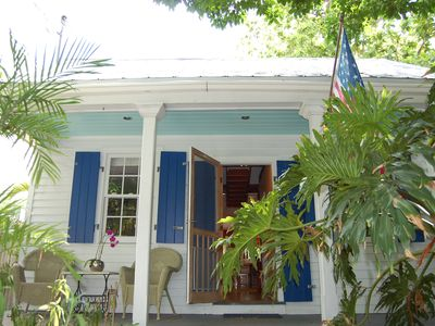 Quaint Conch house in historic Bahama Village
