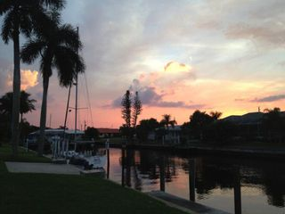 Punta Gorda house photo - A beautiful late Fall sunset.