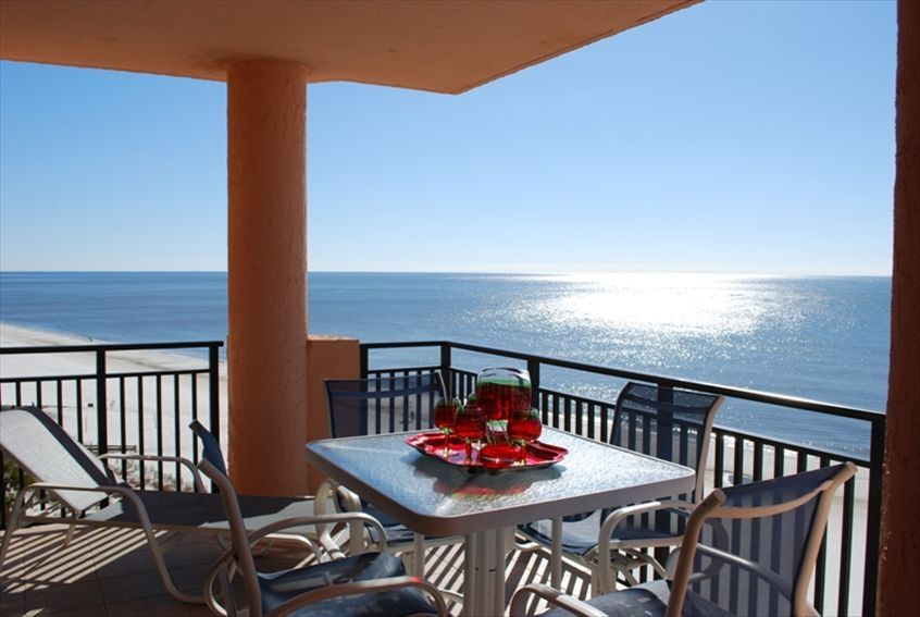 seachase 2 bedroom colorful condo on gulf of vrbo