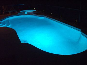 Time for a midnight swim