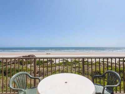 Come experience a true beach front vacation - Stand out on the balcony and raise your glass to another perfect beach vacation day! Summerhouse 162 is beach front, has unobstructed ocean views, and has all of the amenities you'd expect!