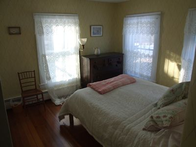 Cape Porpoise house rental - Upstairs Queen Bedroom