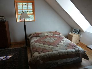 Ascutney house photo - Second upstairs bed