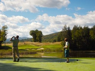 Ludlow chalet photo - Acclaimed Okemo Mountain Golf Course