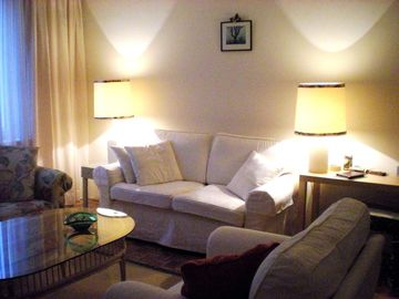 Innere Stadt apartment rental - living area