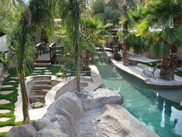 Palm Springs villa rental