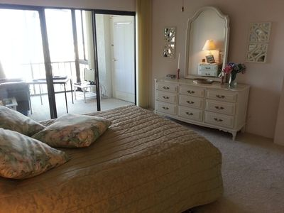 Siesta Key condo rental - bedroom